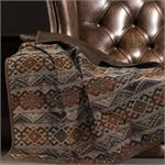 Image of Del Rio Western Southwestern Throw Blanket HiEnd Accents