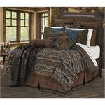 Rio Grande Western Duvet Set Super Queen