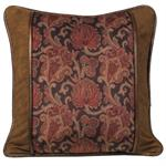 Austin Velvet Throw Pillow