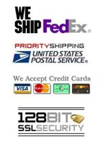 We Ship Western Bedding and Decor Using FedEx