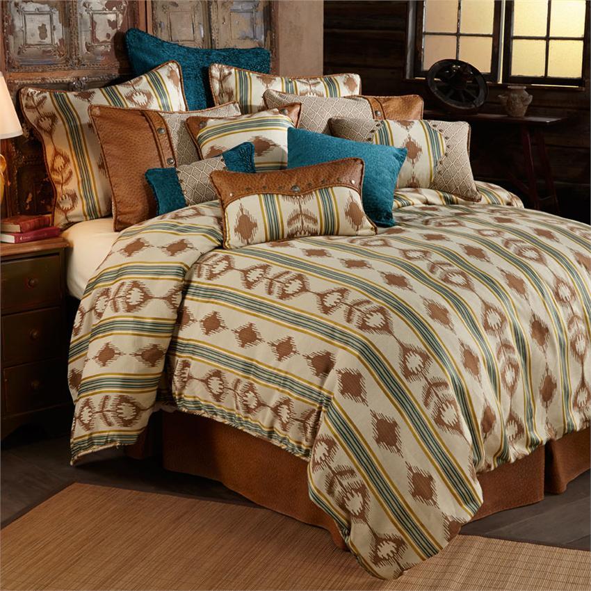 Alamosa Western Bedding Rustic Comforter Set