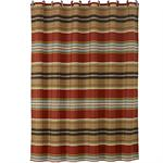Calhoun Western Shower Curtain Western Bath Decor