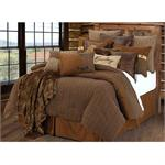 Image of Crestwood Rustic Cowboy Western Comforter Set HiEnd Accents